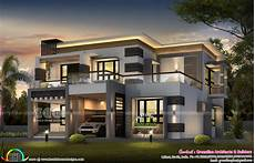 contemporary house plans in kerala september 2018 house plans starts here contemporary home