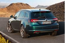 2014 Opel Insignia And Its Retuned Chassis Feature