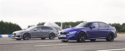 The BMW M3 CS Takes On Audi RS4 In A Drag Race  I NEW
