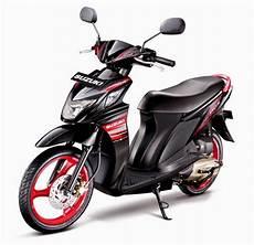Suzuki Nex Modif by Suzuki Nex Modifikasi Sport Pati