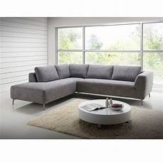 Delorm Canap 233 D Angle Moon Tissu Gris Narbonne Angle 224
