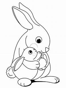 Hasen Malvorlagen Kostenlos Rabbits Coloring Pages And Print Rabbits