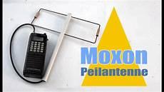 Moxon Mini Peilantenne Selber Bauen Antenna With