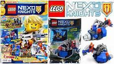 Nexo Knights Malvorlagen Vk журнал лего нексо рыцари 2 апрель 2016 Magazine Lego