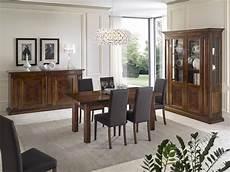 credenza sala da pranzo sala da pranzo completa di tavolo vetrinetta e credenza