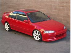 Autoland :: 1995 Honda civic EX coupe, vtec, new paint, rims