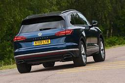 2019 Volkswagen Touareg 30 TSI Review Price Specs And