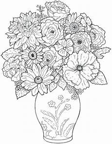 flower coloring pages to print out at getcolorings