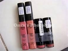 Harga Lipstik Merk Nyx onik s photoblog swatch nyx lipstick megashine