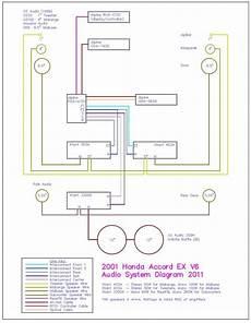 1992 honda civic stereo wiring 1992 honda accord speaker wire colors
