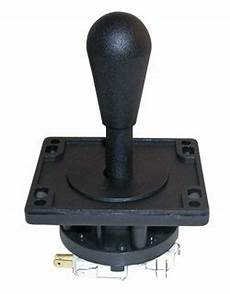 Happ Competition Joystick Arcade Console by Joystick Happ Competition Pro Black Gamedude Computers