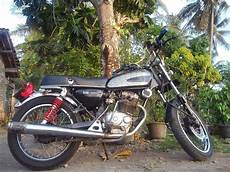 Gl Max Modif Cb by Honda Gl Max Modifikasi Cb 100 Thecitycyclist