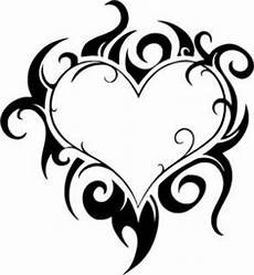 coloring pages of hearts with flames search