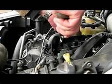p1351 peugeot 407 peugeot 407 2 0 hdi wymiana filtra paliwa replacing the