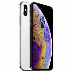 apple iphone xs max 256gb 4g lte silver