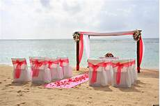 tips for planning a beach wedding destination weddings