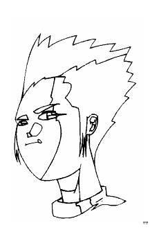 Anime Malvorlagen Comic Anime Junge Ausmalbild Malvorlage Comics