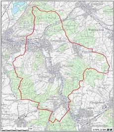 Umweltzone Pfinztal Gemeinde Pfinztal Bei Karlsruhe Mit