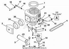 19 hp kawasaki engine wire diagram gravely 992034 031000 034999 19 hp kawasaki 50 quot deck parts diagram for engine and clutch