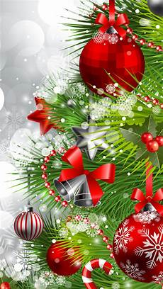 merry christmas happy new year christmas tree the mobile wallpaper