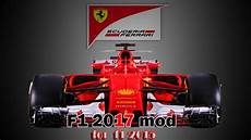F1 2017 Mods - f1 2017 mod for f1 2015 with link