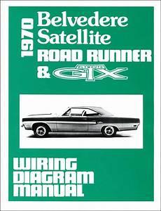 1970 gtx wiring diagram mopar b road runner parts literature multimedia literature wiring diagrams