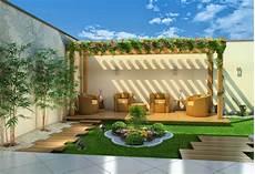 idées aménagement jardin extérieur salon jardin moderne