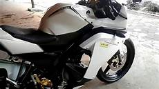 Yamaha Xabre Modif Fairing by 1 Review Modifikasi New Vixion Fairing Yamaha Nvl
