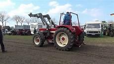 Traktoren Im Einsatz Oldtimer Traktoren Und