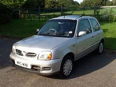 2002 nissan micra tempest converted from dust to