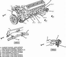 1994 buick century engine diagram i need spark wire illustration for a 1994 buick roadmaster 5 7 lt1