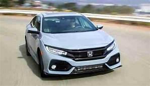 2019 Honda Civic Hatchback Turbo  Car US Release