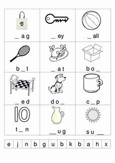 missing letters in words worksheets for kindergarten missing letter worksheet by lynellie teaching resources