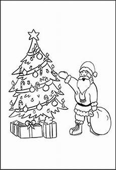 Malvorlagen Weihnachtsmann Text Weihnachtsbilder Zum Ausmalen Tannenbaum Beliebter