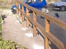 ringhiera in legno per esterno ringhira in legno esterna corso legnami srl ringhiere