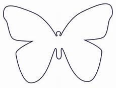 Malvorlage Schmetterling Kostenlos Schmetterling Zum Ausschneiden Ausmalbild Club