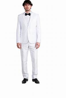 Costume Blanc Pour Homme Le Mariage