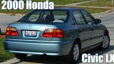 Honda Civic 2000 - honda civic 2000 lx 1 6 16v perfeito