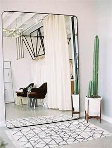 grand miroir design comment r 233 aliser une d 233 co avec un miroir design