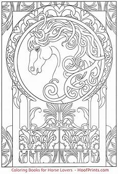 nouveau animal designs coloring book www hoofprints