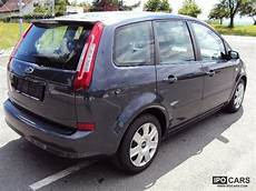 2008 ford c max 1 6 tdci trend dpf car photo and specs