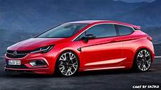 Opel Astra Opc 2017