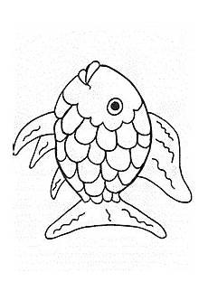fisch malvorlagen f 252 r kinder