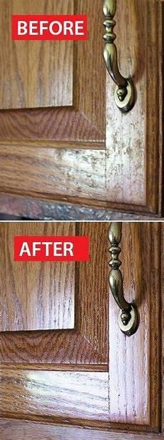 Kitchen Cabinet Doors Cleaning by How To Clean Grease From Kitchen Cabinet Doors Household