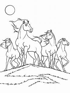 spirit spirit coloring pages