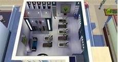 création salle de sport studio sims creation the flash salle de sport sims 4