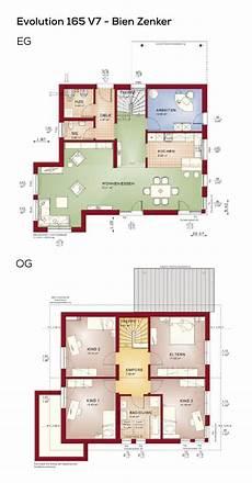 grundriss haus 3 kinderzimmer grundriss einfamilienhaus modern mit satteldach erker