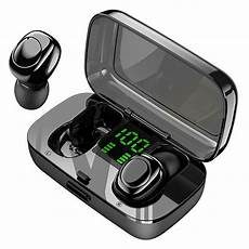 Bluetooth Touch Headset Digital Display by Xg21 Wireless Bluetooth Headset Bluetooth V5 0 Led Digital