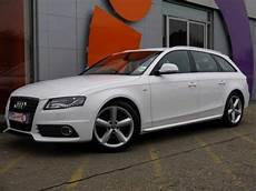 audi a4 avant 2008 audi a4 avant s line 2 0tdi 143 white for sale in