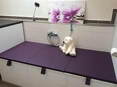 nicht benutzte badewanne umgestalten bathcover beispiele f 252 r badewannenabdeckungen